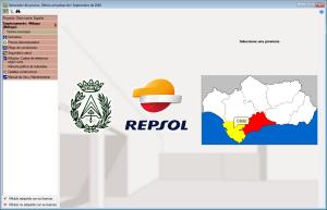Generador de precios para el Consejo Andaluz de Colegios Oficiales de Aparejadores y Arquitectos Técnicos (CACOAATs). Con la colaboración de REPSOL. Pulse para ampliar la imagen